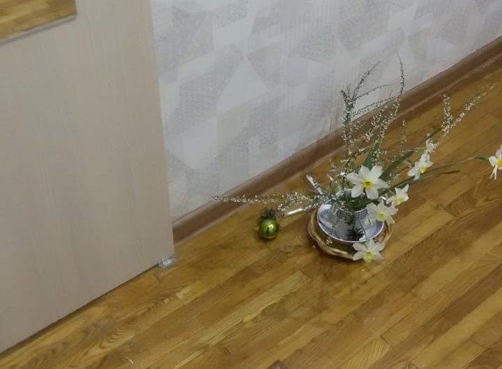 7(20) Квартира в Апшеронске. Район ДОК
