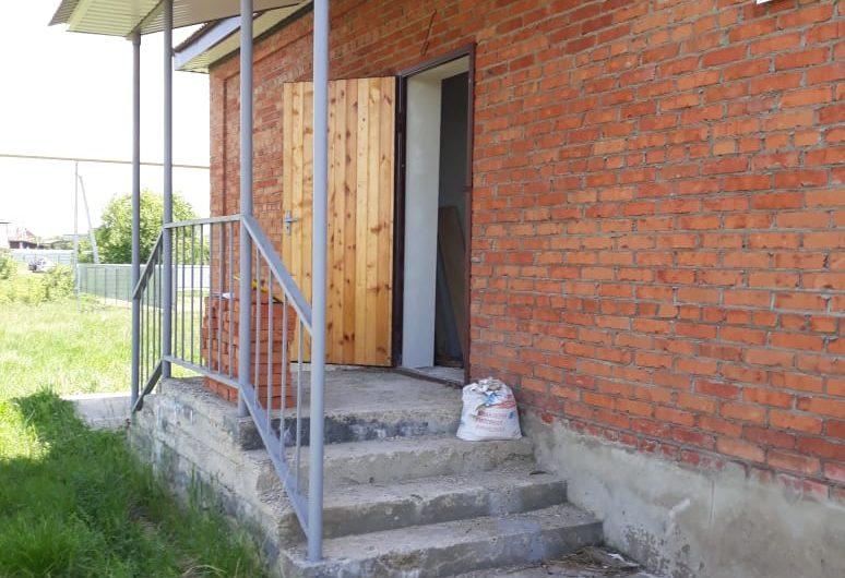 16(20) Дом в Апшеронске. Район Немецкая Поляна